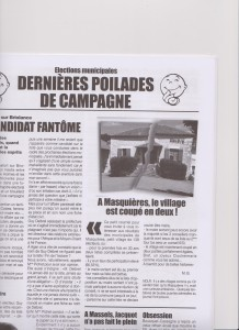 Article la Feuille