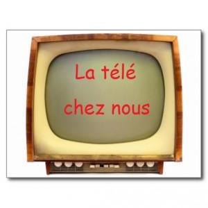 Image vieux téléviseur