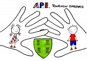 Logo APE Tournon